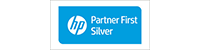 HP Partner First Silver Logo