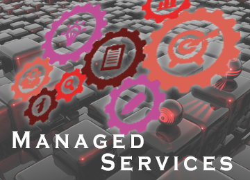 Managed Services Grafik