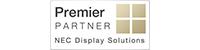 NEC Premier Partner Logo